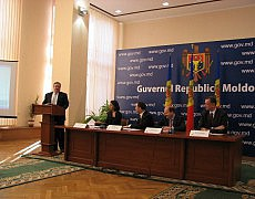 Opening event of e-Licence in Moldova